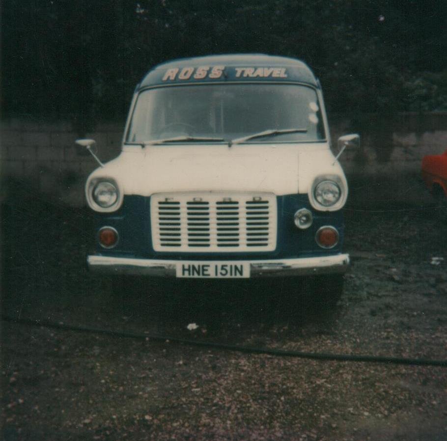 car from the first fleet