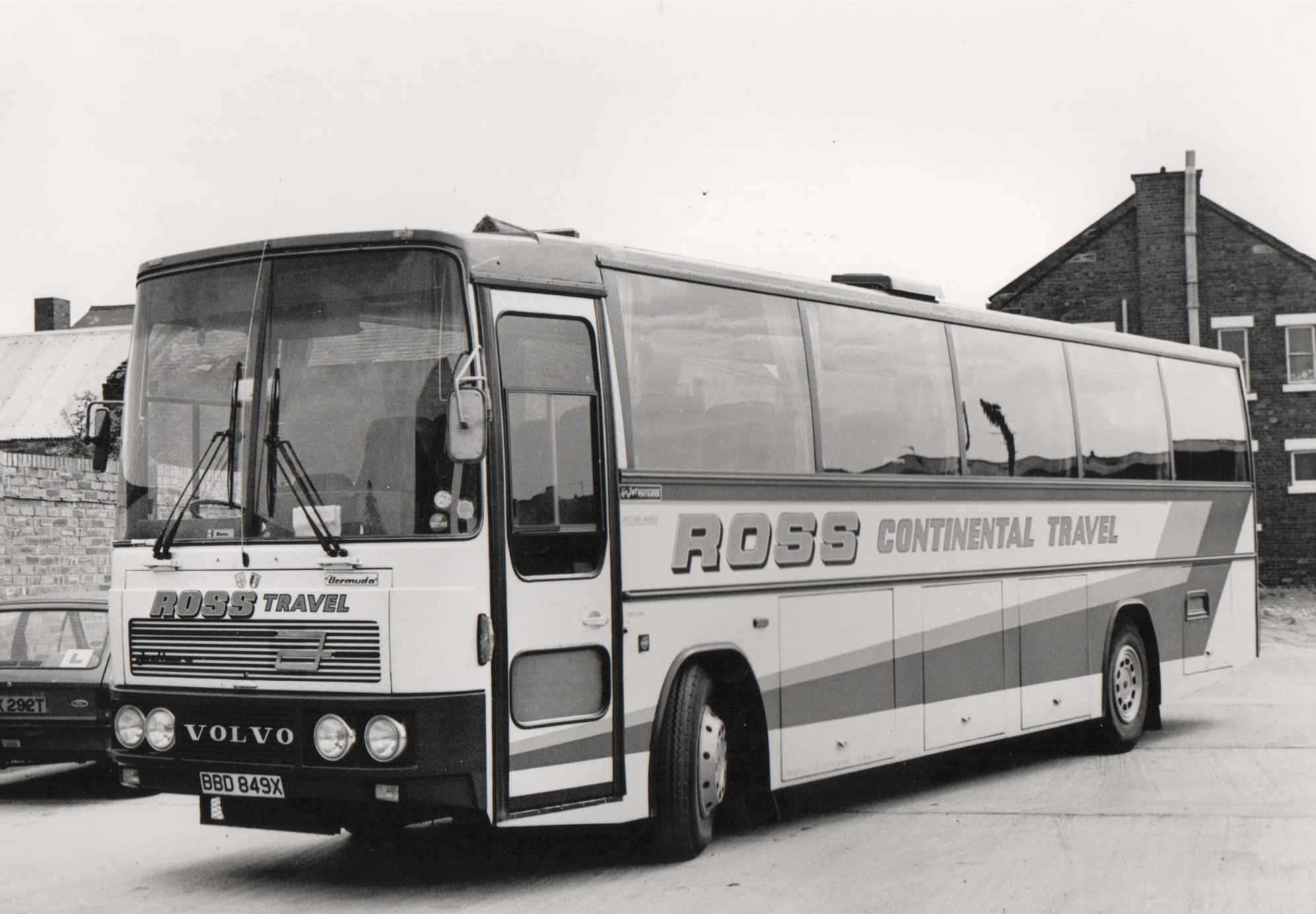 first 20 seater coach